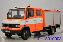 camion Mercedes 811