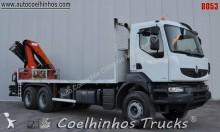 camião estrado / caixa aberta Renault