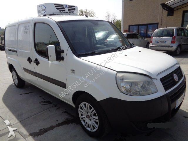 camion fiat frigo doblo maxi frigo bi power frigo metano euro 4 occasion n 2439288. Black Bedroom Furniture Sets. Home Design Ideas