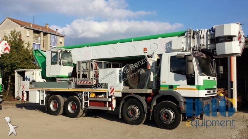 Ta Truck Service >> Used Multitel Aerial Platform Truck J 352 Ta N 2443652