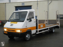 Renault Messenger B120-35 Car Carrier / Machine Transport truck
