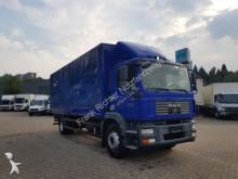 MAN TGM 18.330,erst 50TKM,für Gerüstbau/Transporte truck