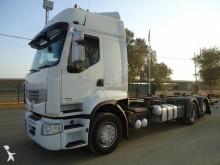 Camión portacontenedores Renault Premium 450 DXI