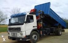 Camión caja abierta Volvo FM 260
