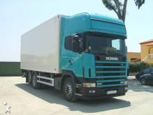 Camión frigorífico Scania R 124R420