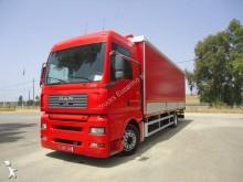 Camión lona corredera (tautliner) MAN TGA 26.430