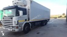 Camión frigorífico mono temperatura Scania P 114P340