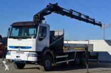 Renault Kerax 340 Pritsche 6,15 m + KRAN HIAB 288 E-5 truck