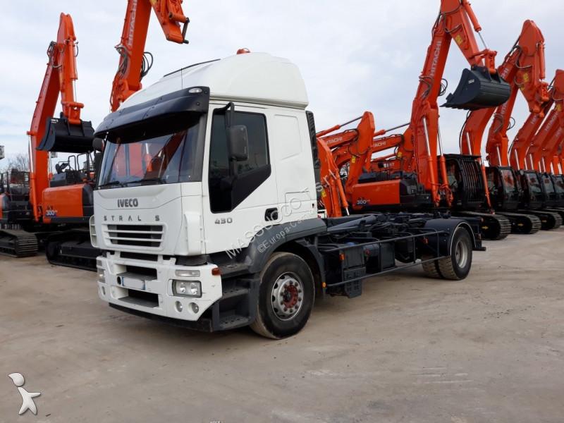 Camion iveco stralis 430 4x2 usato n 2450067 for Massucco usato