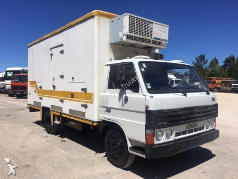 camion mazda frigo t 3500 occasion n 2452333. Black Bedroom Furniture Sets. Home Design Ideas