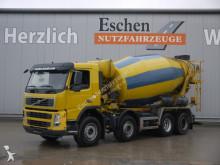 Volvo FM 380, 8x4, 9 m³ Stetter, Klima truck