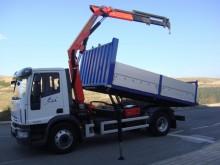 Camión volquete Iveco Eurocargo ML 120 E 22 K