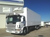 Camión frigorífico mono temperatura Scania P114 GA 340