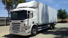 Camión frigorífico mono temperatura Scania P 400