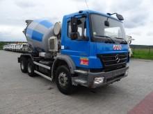 camión hormigón cuba / Mezclador C&B Due