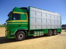 Camión para ganado porcino Volvo FH13 480