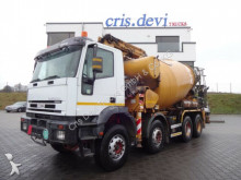 Iveco Magirius 410 E44 H 8x4 Cifa 28.4 / 9 cbm truck