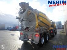 camion MOL STETTER 10m3 + MAN TGA 18 430 4x4T