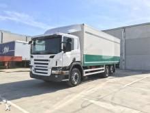 Camión furgón caja polyfond Scania P 310