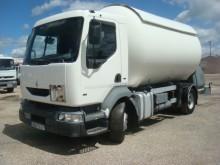 camion citerne à gaz Renault