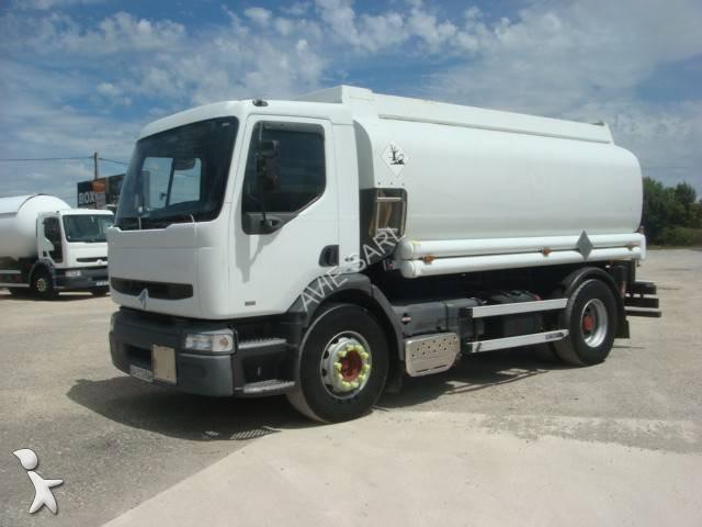 camion renault citerne hydrocarbures premium 250 gazoil euro 2 occasion n 2465042. Black Bedroom Furniture Sets. Home Design Ideas