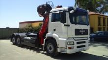 Camión caja abierta MAN TGA 26.360