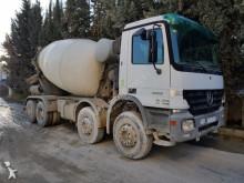 Camión hormigón cuba Mezclador Mercedes CAMION HORMIGONERA MERCEDES BENZ 3236 8X