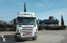 Camión Ampliroll Scania R420