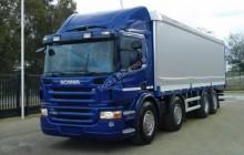 Camión lona corredera (tautliner) Scania P 380