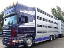 Camión para ganado Scania R 480