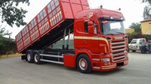 Camión volquete Scania R 480
