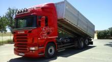 Camión volquete Scania R 500