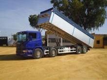 Camión volquete Scania P 420