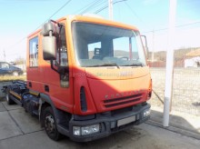camion transport containere Iveco