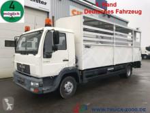 camion MAN 10.185 Hinterkipper Kleider Wertstoff Recycling