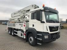 camion calcestruzzo pompa per calcestruzzo Cifa