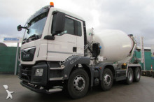 camion MAN TGS 32.440 8x4 BB - Stetter 9 m³ - Nr: 511