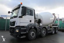 camion MAN TGS 32.400 8x4 BB - Stetter 9 m³ - Nr: 325
