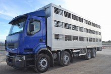 Renault cattle truck