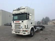camion monta mobili Scania