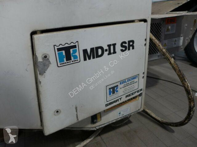 Camion Mercedes ThermoKing* MD-II SR* BJ. 2002 * Diesel *Elektro