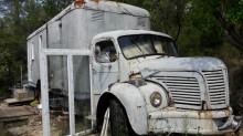 Berliet vintage truck