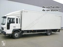 камион фургон nc