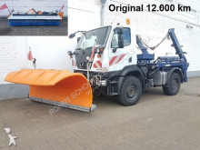 camion Unimog U 20 / 4x4 Unimog U 20/4x4, Winterdienst, Schneeschild und Besen