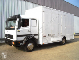 camion Mercedes L 817L 4x2 NSW/Umweltplakette Rot