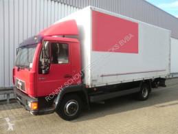 грузовик фургон MAN