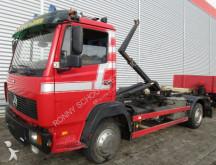 camion Mercedes 814 L 4x2 4x2 City-Abroller Meiller RK 5 050