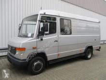 camion Mercedes Vario 614 D 614D 4x2 Doka, 6-Sitzer Radio