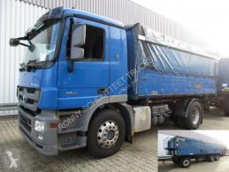 camión Mercedes Actros 1841L 4x2 1841L 4x2 Lück Getreidekipper, Retarder, 2x VORH.!