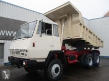 vrachtwagen Steyr 1491, Spring suspension